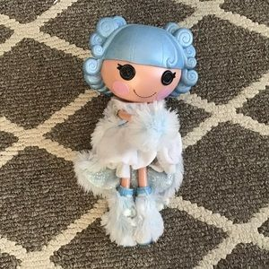 Other - Ivory ice crystals lalaloopsy